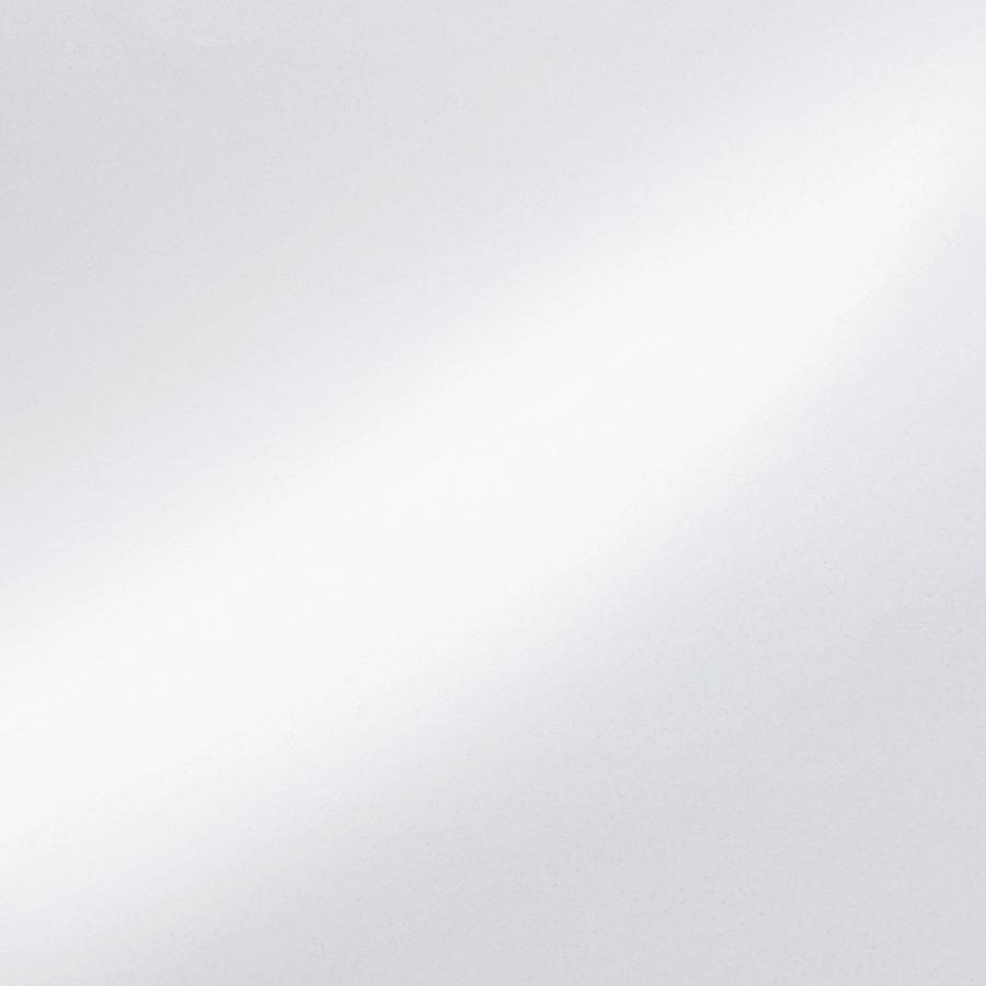 Haftpapier - Weis Coated / Glanz
