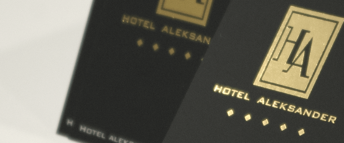 Visitenkarten Premium Hot Foil Digital Und Offset
